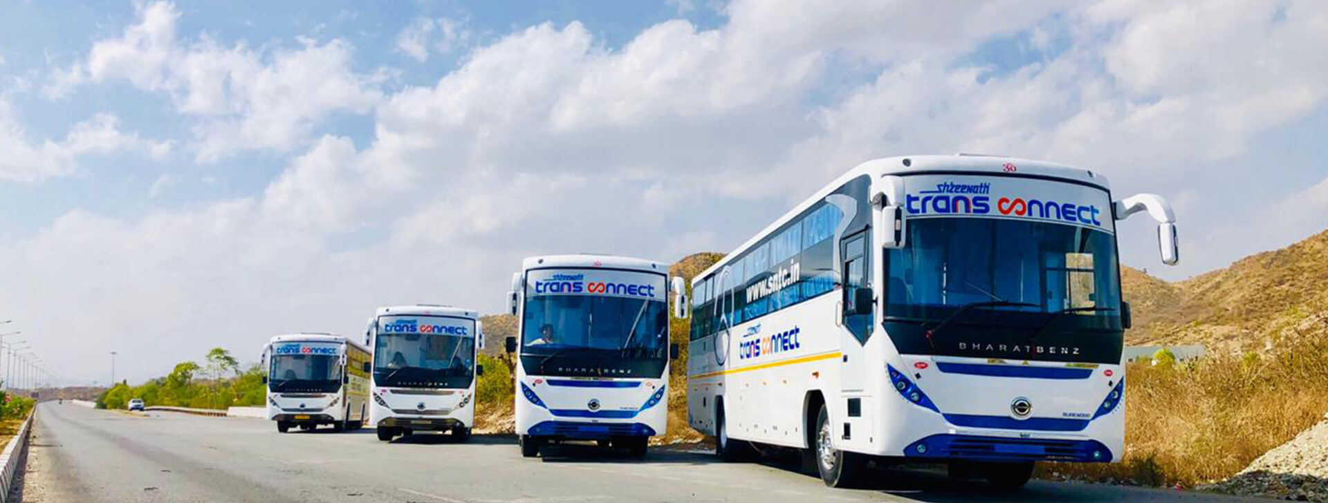 Shreenath Tranns Connect | ONLINE BUS TICKET BOOKINGS & TRAVEL SERVICES